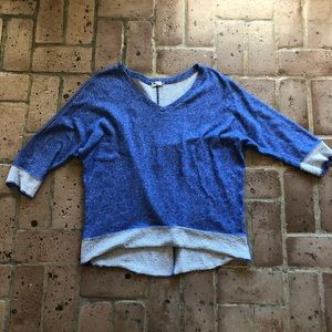 Kut from the Kloth Blue Sweater